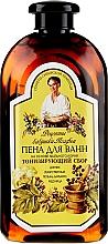 Kup Piana do kąpieli Zbiór tonizujących ziół - Receptury Babci Agafii
