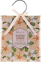 Kup Saszetka zapachowa - IDC Institute Sweet Vanilla Scented Garden Wardrobe Sachet
