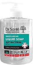 Kup Antybakteryjne mydło w płynie z aloesem - Dr. Sante Antibacterial Moisturizing Liquid Soap