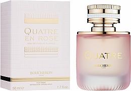 Kup Boucheron Quatre En Rose Eau de Parfum Florale - Woda perfumowana