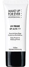 Kup Ochronna baza pod makijaż SPF 50/PA - Make Up For Ever UV Prime SPF 50/PA Daily Protective Make-up Primer