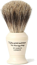 Kup Pędzel do golenia, P374 - Taylor of Old Bond Street Shaving Brush Pure Badger size S