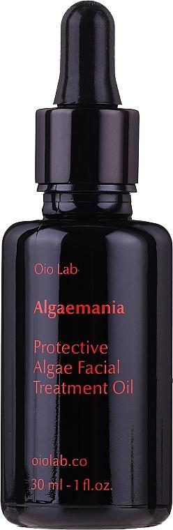 Ochronny olejek do twarzy z algami - Oio Lab Algaemania Protective Algae Facial Treatment Oil — фото N2