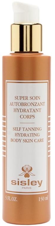 Nawilżający krem brązujący do ciała - Sisley Self Tanning Hydrating Body Skin Care — фото N1