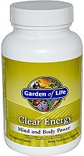 Kup Suplement diety dodający energii - Garden of Life Clear Energy