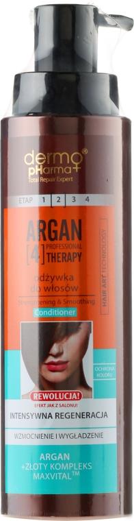 Odżywka do włosów Intensywna regeneracja - Dermo Pharma Professional Argan[4]Therapy