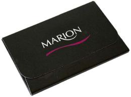 Kup Bibułki matujące do twarzy, 100 szt - Marion Mat Express Oil Control Paper
