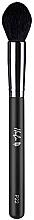 Kup Pędzel do rozświetlacza, czarny P22 - Hulu