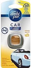 Kup Zapach do samochodu Anti-tabac - Ambi Pur
