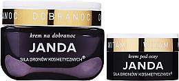 Kup Zestaw - Janda (cr 50 ml + eye/cr 15 ml)