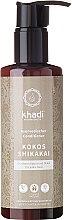 Kup Ajurwedyjska odżywka do włosów Kokos i akacja indyjska - Khadi Kokos Shikakai Hair Conditioner