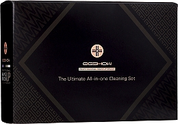 Kup PRZECENA! Zestaw - Eigshow Beauty The Ultimate All-In-One Cleaning Set (accessory/3pcs + brush/covers/10pcs)*