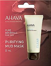 Kup Oczyszczająca maska błotna do twarzy - Ahava Time To Clear Purifying Mud Mask (próbka)