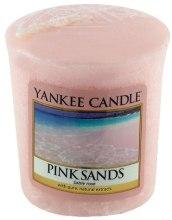 Kup Świeca zapachowa sampler - Yankee Candle Pink Sands