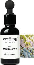 Kup Olej migdałowy - Creamy