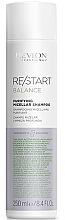 Kup Szampon głęboko oczyszczający - Revlon Professional Restart Balance Purifying Micellar Shampoo