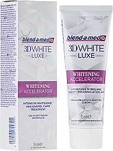 Kup Intensywnie wybielający preparat do zębów - Blend-a-med 3D White Luxe Whitening Accelerator