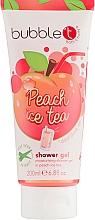 Kup Nawilżający żel pod prysznic o zapachu brzoskwiniowej mrożonej herbaty - Bubble T Peach Ice Tea Shower Gel