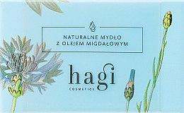 Kup Naturalne mydło z olejem migdałowym - Hagi Woda