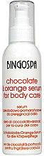 Kup Serum czekoladowo-pomarańczowe do ciała - BingoSpa Serum Chocolate & Orange