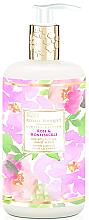 Kup Mydło w płynie do rąk - Baylis & Harding Royale Bouquet Rose and Honeysuckle Hand Wash