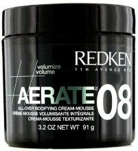 Kup Krem-mus teksturyzujący do włosów - Redken Styling Aerate 08