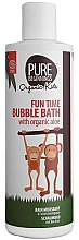 Kup Płyn do kąpieli dla dzieci - Pure Beginnings Fun Time Bubble Bath with Organic Aloe