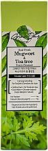 Kup Pianka do mycia twarzy z piołunem i ekstraktem z drzewa herbacianego - Grace Day Real Fresh Mugwort & Tea Tree Foam Cleanse