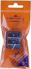 Kup Podwójna temperówka do kredek, 2199, niebieska - Top Choice
