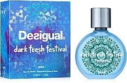 Kup Desigual Dark Fresh Festival - Woda toaletowa