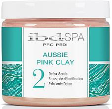 Kup Peeling do rąk i stóp - IBD Aussie Pink Clay Detox Scrub