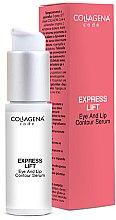 Kup Liftingujące serum do oczu i ust - Collagena Code Express Lift Eye And Lip