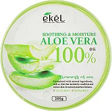 Kup Nawilżający żel aloesowy - Ekel AloeVera 100% Soothing Gel