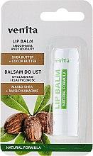 Kup Balsam do ust Masło shea i mało kakaowe - Venita Lip Balm Shea Butter + Cocoa Butter