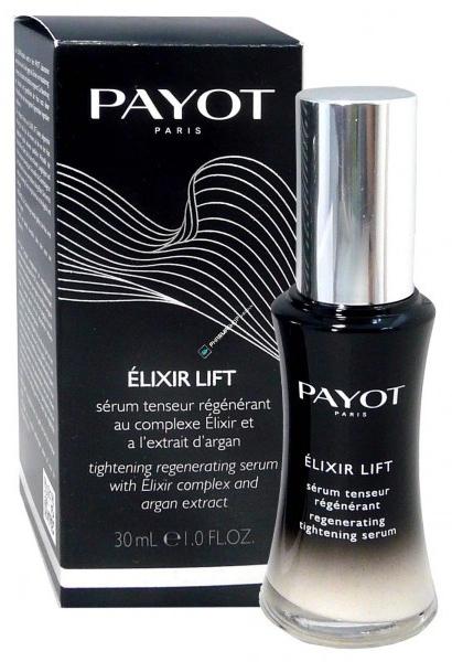 Regenerujące serum ujędrniające - Payot Les Elixirs Élixir Lift Tightening Regenerating Serum — фото N1
