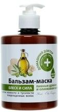 Kup Balsam-maska Drożdże piwne i oliwa z oliwek - Domowy doktor