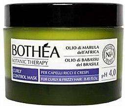 Kup Maska do włosów kręconych - Bothea Botanic Therapy Curly Control Mask pH 4.0