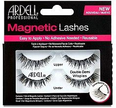 Kup Sztuczne rzęsy - Ardell Magnetic Strip Lash Double Demi Wispies