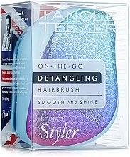 Kup Kompaktowa szczotka do włosów - Tangle Teezer Compact Styler Sundowner