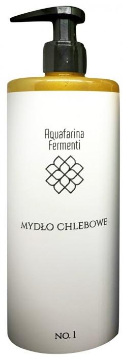 Naturalne mydło chlebowe w płynie - Aquaferina Fermenti — фото N2