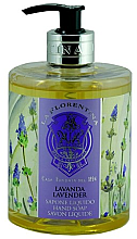 Kup Mydło w płynie Lawenda - La Florentina Lavender Liquid Soap