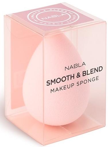 Gąbka do makijażu - Nabla Smooth & Blend Makeup Sponge