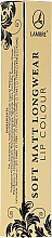 Kup Matowa szminka w płynie do ust - Lambre Soft Matt Longwear Lip Colour