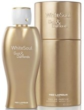 Kup Ted Lapidus White Soul Gold & Diamonds - Woda perfumowana