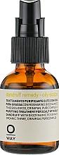 Kup Spray przeciwłupieżowy do tłustej skóry głowy - Oway Purifying Dandruff Remedy Oily Scalps
