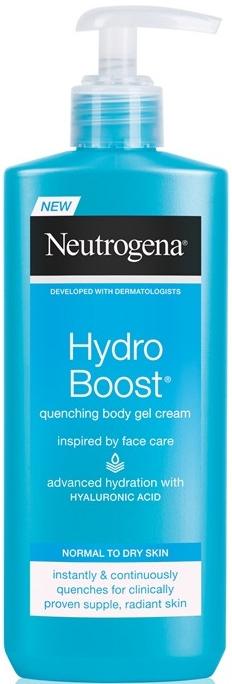 Nawilżający krem do ciała - Neutrogena Hydro Boost Quenching Body Gel Cream
