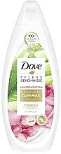 Kup Żel pod prysznic z wodą różaną i aloesem - Dove Summer Ritual Limited Edition