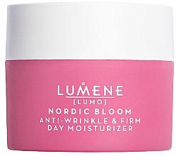 Kup Przeciwzmarszczkowy krem do twarzy na dzień - Lumene Lumo Nordic Bloom Anti-wrinkle & Firm Day Moisturizer
