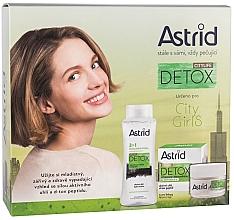Kup PRZECENA! Zestaw - Astrid Citylife Detox (cr/50ml + m/water/400ml) *