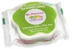 Kup Organiczny szampon w kostce do włosów przetłuszczających się - Ma Provence Shampoo